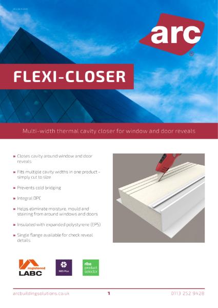 ARC Flexi-Closer