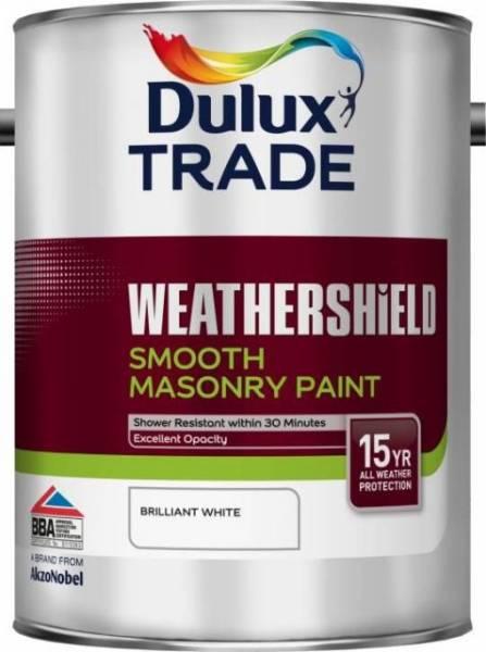 Weathershield Smooth Masonry Paint