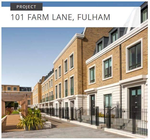 Farm Lane, Walk On
