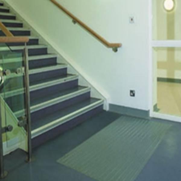 Landing and Stairway Tactiles (Corduroy)