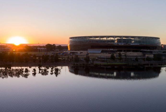 Perth Optus Stadium, WA - Stryüm
