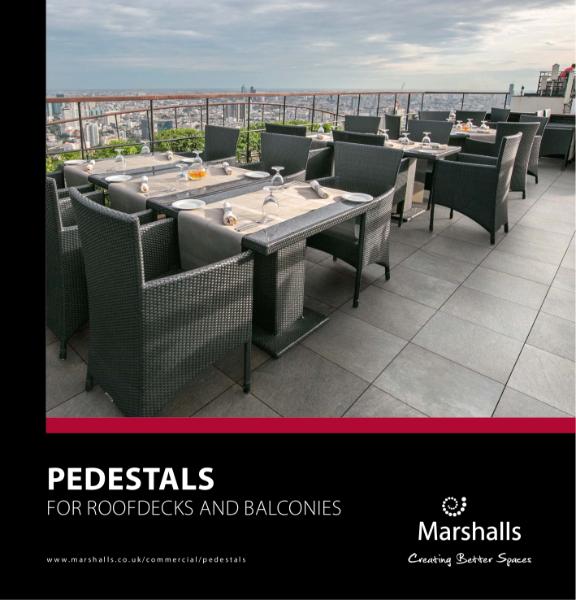 Pedestals brochure