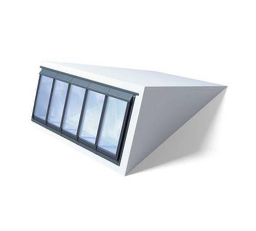 Northlight 40–90° Modular Skylight