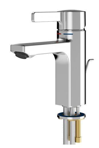 F5 Lever Mixer with Thermal Disinfection