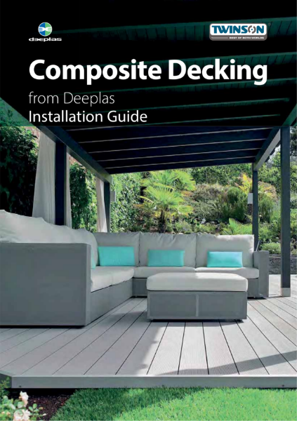 Twinson Composite Decking Installation Guide