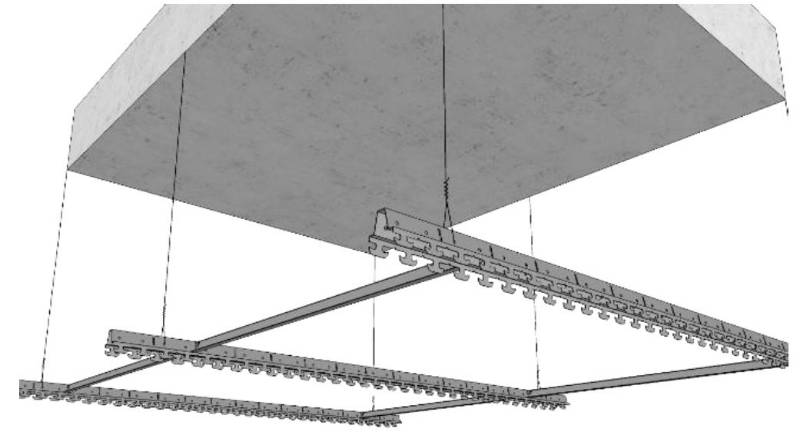 CLS - 1000 Hanging System