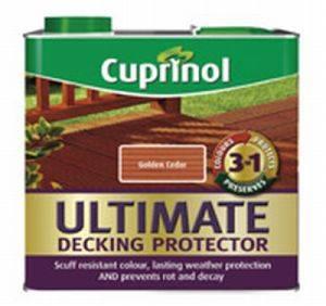 Cuprinol Decking Protector