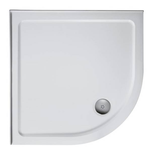 Simplicity Low Profile Quadrant Upstand Shower Tray