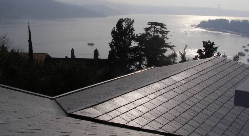 SSQ Del Carmen natural roofing slate