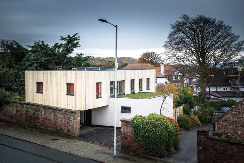 Accoya helps transform suburban bungalow into stunning contemporary home