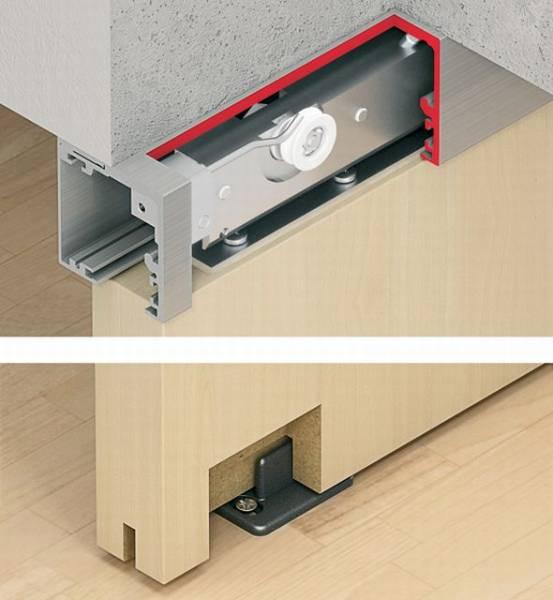 Slido Classic 50/120-F Sliding Door System