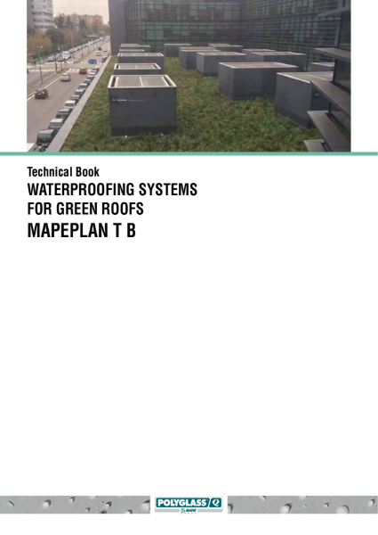 Mapeplan Green Roof Systems