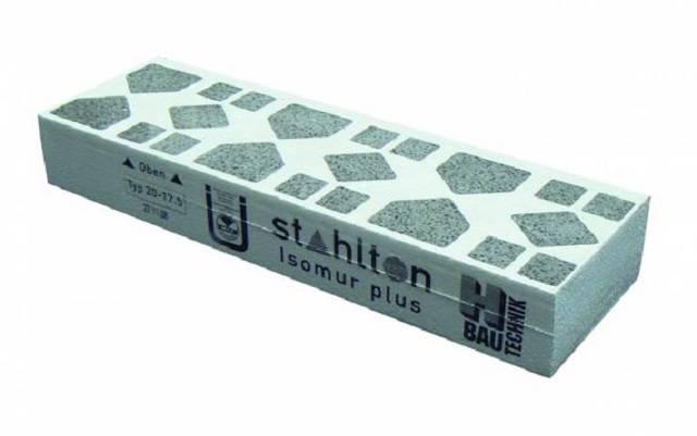 H-BAU ISOMUR® PLUS Wall Base Insulation