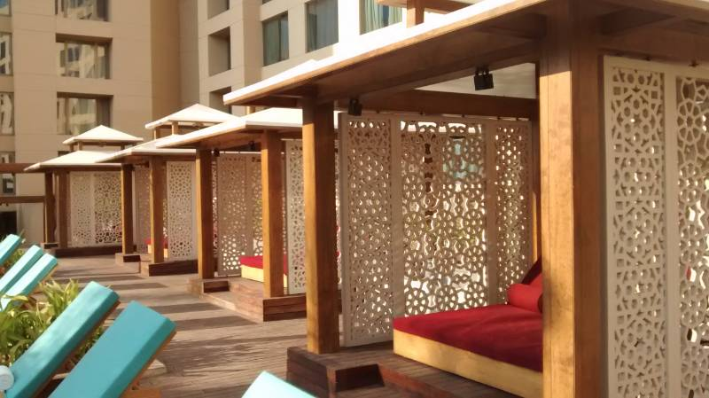 Accoya used in the construction of new five star Indian hotel