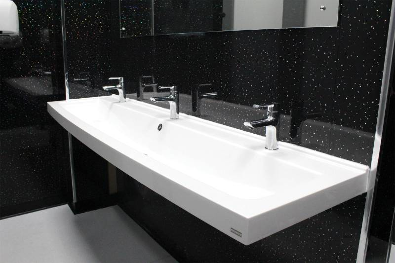Franke chosen for school washroom refurbishment