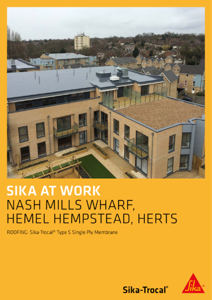 Nash Mills Wharf, Hemel Hempstead