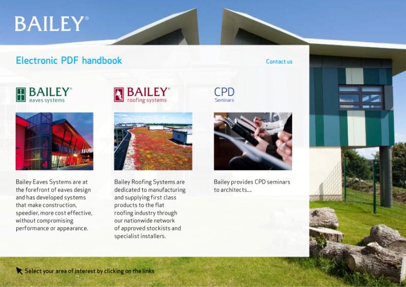 Bailey: Total Building Envelope Solutions