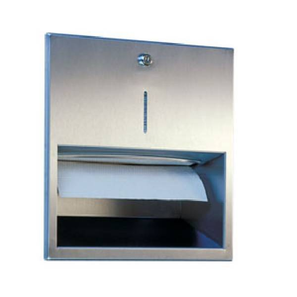 DP3302 Dolphin Prestige Paper Towel Dispenser