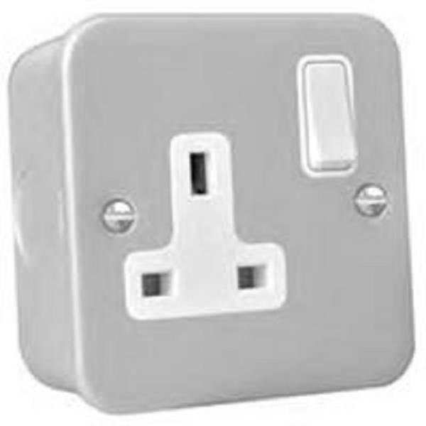 Metalclad - Power Sockets