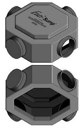 Monarflex Easi-Sump® Cap-Link™