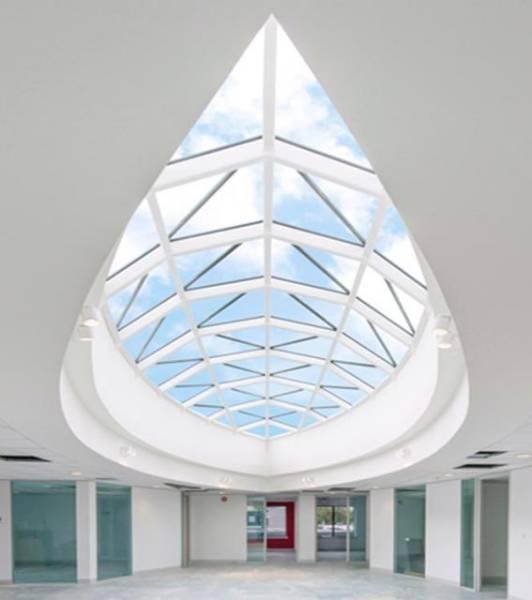 VAGI Gridshell Rooflight