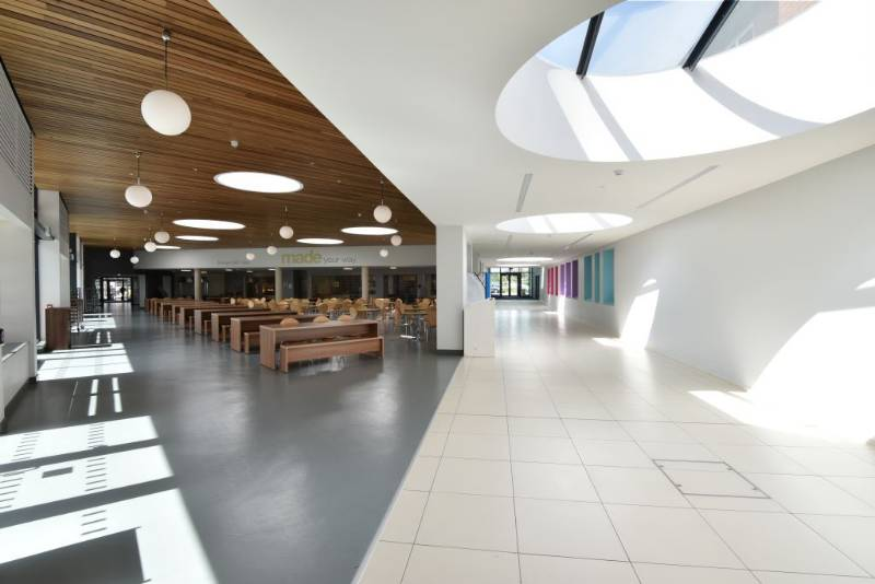 Northbrook College refurbishment