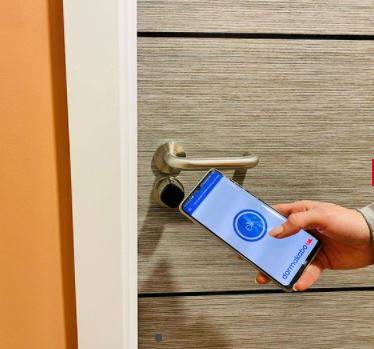 Mobile Access Control to Your Apartment