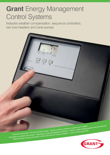 Energy Management Controls Brochure