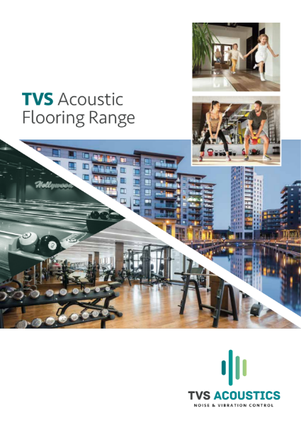 Acoustic Flooring Overview Brochure