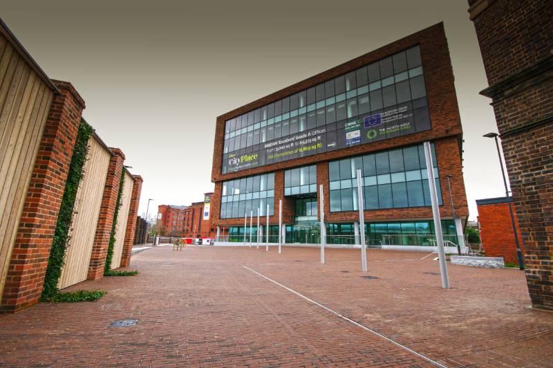Chester Business Quarter