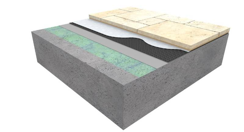 Newton 107F Deck Waterproofing Membrane