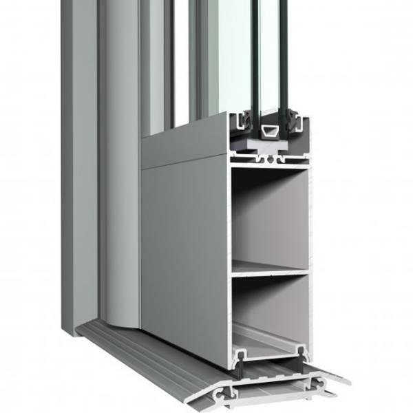 Aluminium Door Vision 50i System