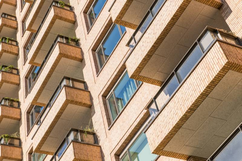A2 certified insulation for balconies