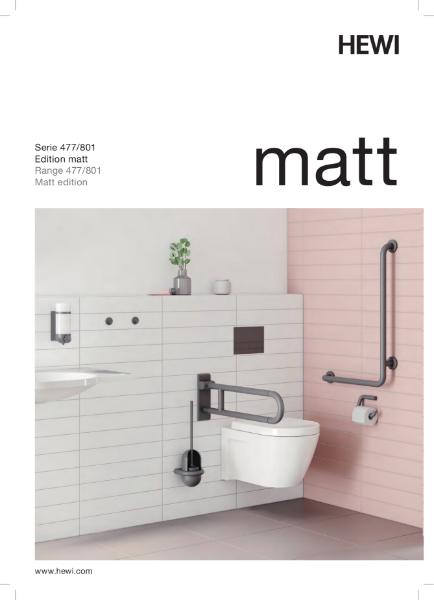 Range 477/801 Matt edition