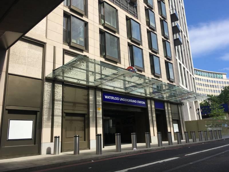 Southbank B3, London