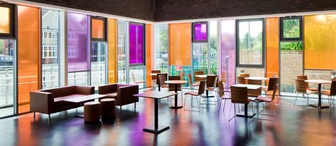 Coloured Window Film