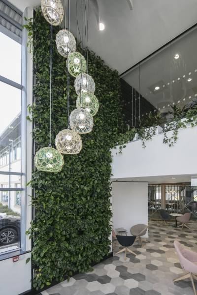 LivePanel® Living Wall Internal