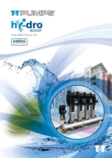 T-T Hi-Dro Boost Brochure