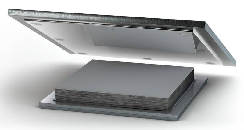 Fabreeka® Structural Expansion and Slide Bearing