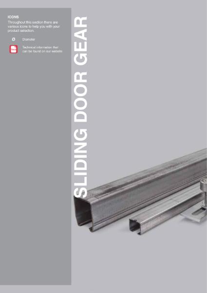 Sliding Door Gear