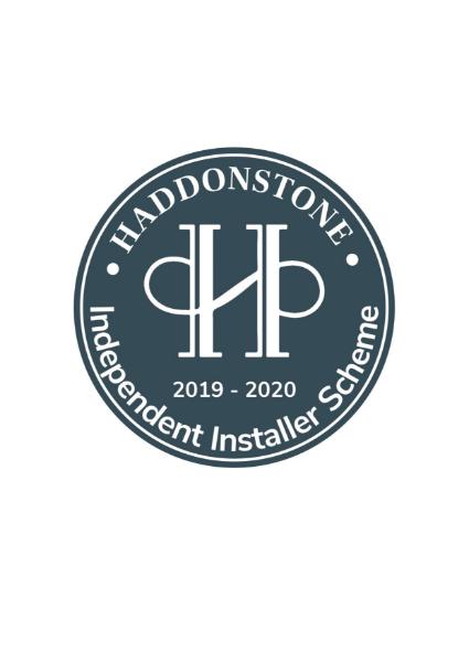 Haddonstone Independent Installer Scheme