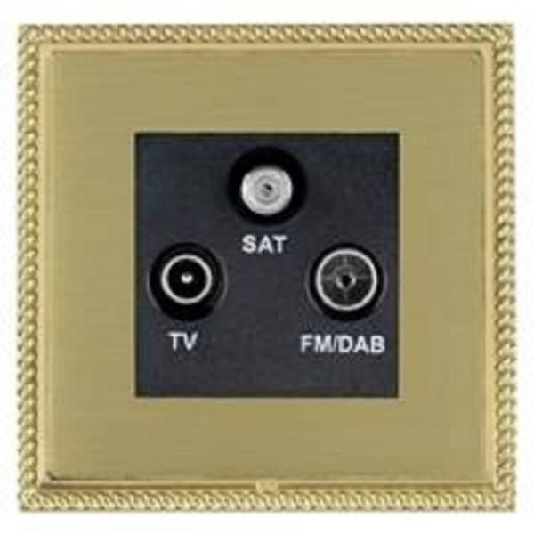 Linea-Georgian CFX - Television Sockets
