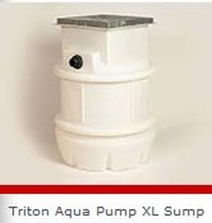 Triton Aquapump XL Sump Chamber