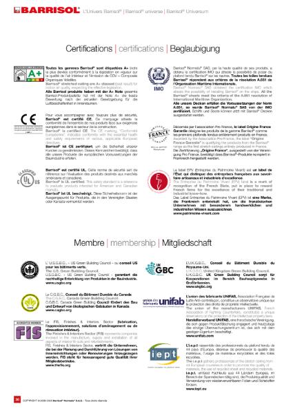 Certifications & Memberships