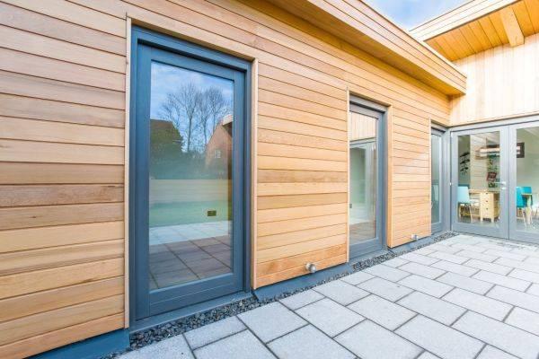 Timber Single Door