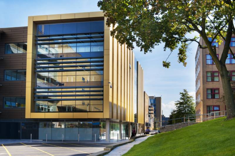 The University of Surrey Learning Resource Centre
