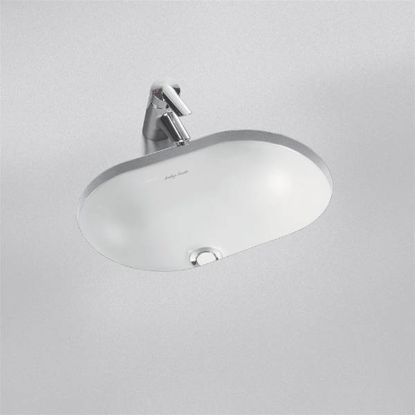 Marlow 21 Oval 55 cm Under-countertop Washbasin