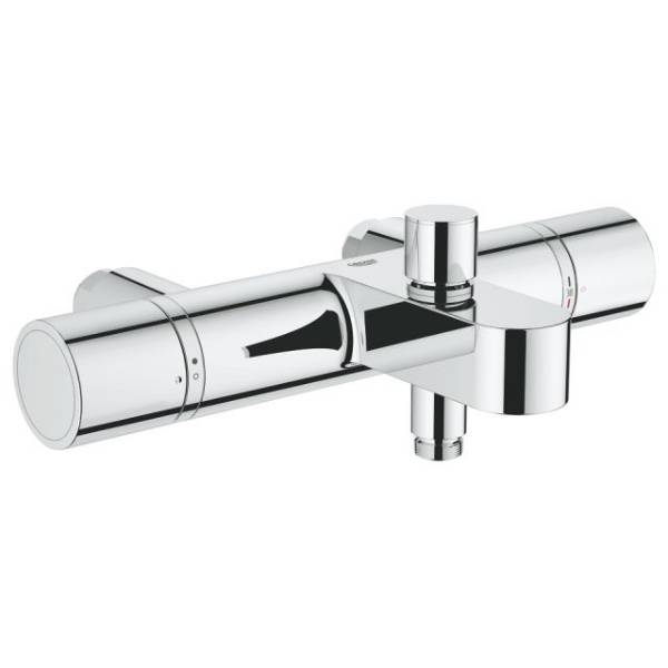 Grohtherm 1000 Cosmopolitan Thermostatic Bath/ Shower Mixer 3/4""