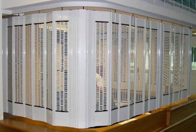 UKRS Curved and Sliding Shutters