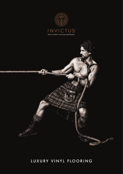 Invictus Luxury Vinyl Flooring Brochure